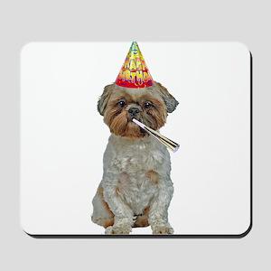 Lhasa Apso Birthday Mousepad