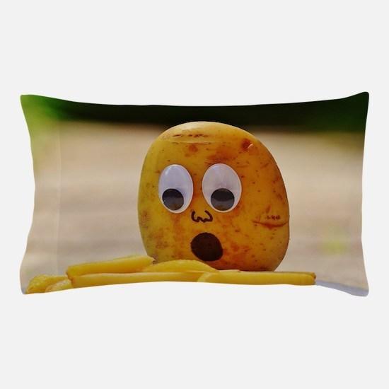 Cute Potato Pillow Case