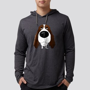 Big Nose Springer Spanie Long Sleeve T-Shirt