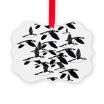 Little Auk Flock Ornament