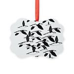Little Auk Flock Ornament