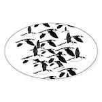Little Auk Flock Sticker