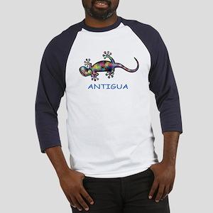 Antigua & Barbuda Gecko Baseball Jersey