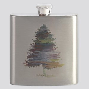 Fir Tree Flask