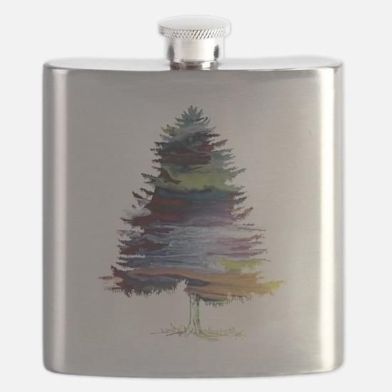Fir Tree Flask