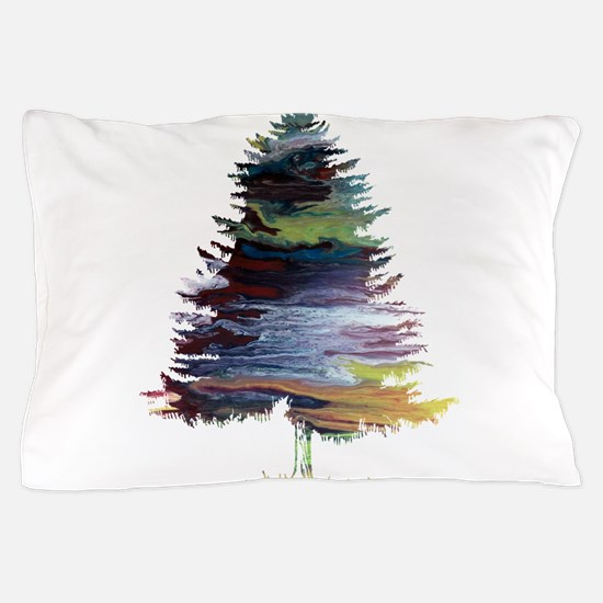 Fir Tree Pillow Case