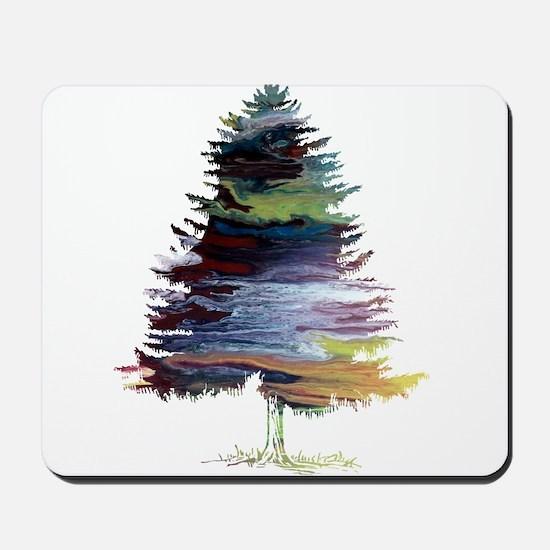Fir Tree Mousepad