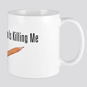 Working With You is Killing M Mug
