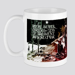 Christmas Less Armament Reprint Mug