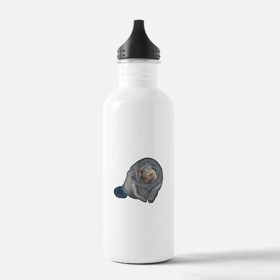 Cute Sea world Water Bottle