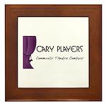 CP Logo Framed Tile