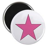 PINK STAR Magnet