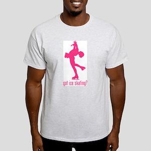 Ice Skating Light T-Shirt