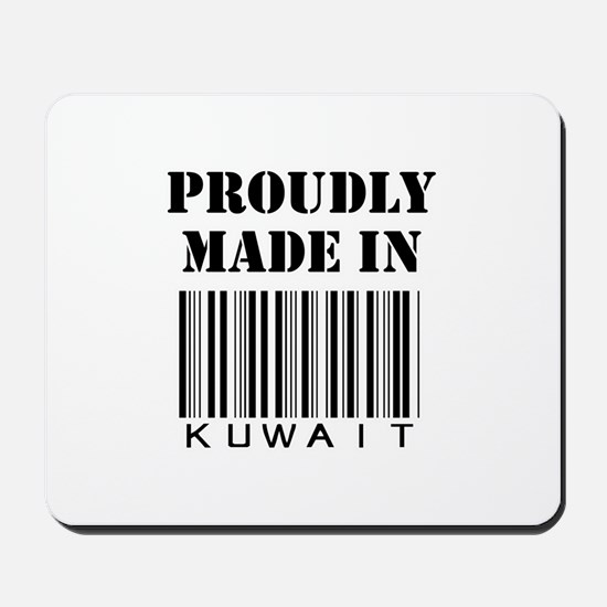 Made in Kuwait Mousepad