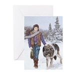 Companions: Greeting Cards (Pk of 20)