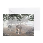 Hunters in the Mist; Greeting Cards (Pk of 20)