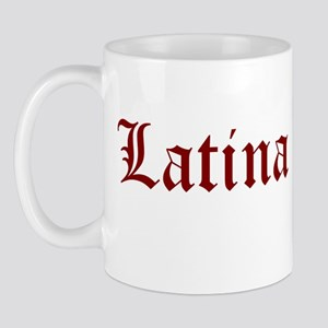 LATINA GIRL SHIRT SEXY TEE SH Mug