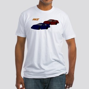 Race Fitted T-Shirt