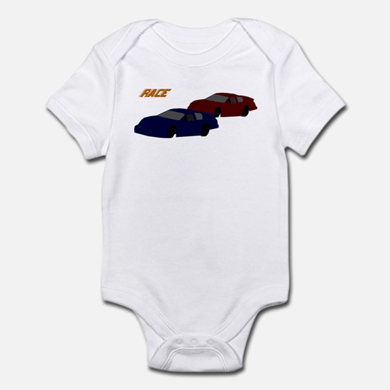 Race Infant Bodysuit