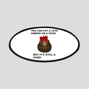 Hillary Poop Patch