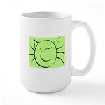 CatastropheCat green Mugs
