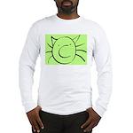 CatastropheCat green Long Sleeve T-Shirt