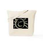 CatastropheCat blackyellow Tote Bag