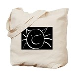 CatastropheCat black Tote Bag