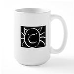 CatastropheCat black Mugs