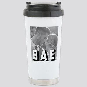 BAE Personalized 16 oz Stainless Steel Travel Mug