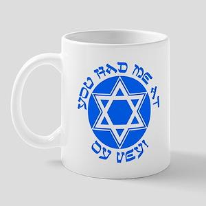 YIDDISH HUMOR T-SHIRT Mug