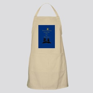 Luke 2:11 Nativity BBQ Apron