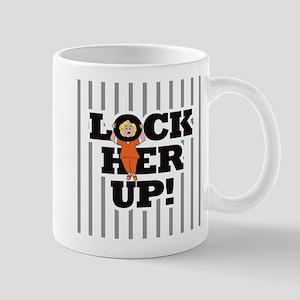 Lock Her Up! Mug