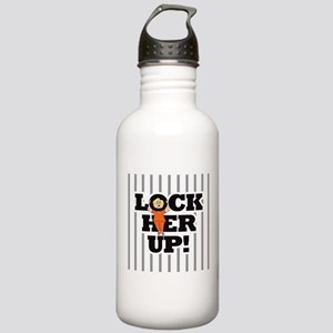 Lock Her Up! Stainless Water Bottle 1.0L