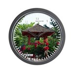 Enger Tower Japanese Peace Bell Wall Clock