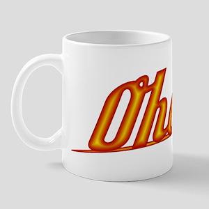 Ohana Retro Mug