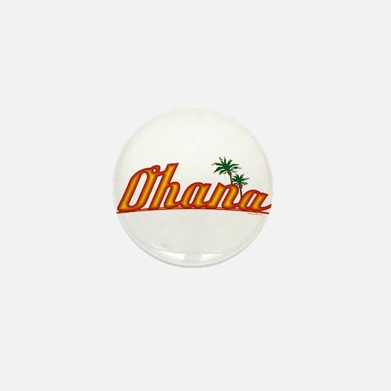 Ohana Retro Mini Button