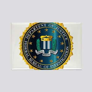 FBI Seal Mockup Magnets
