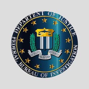 FBI Seal Mockup Button