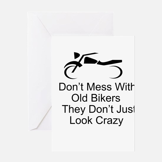 Fun Motorcycle Greeting Cards