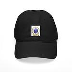 LANTEIGNE Family Crest Black Cap
