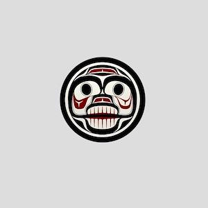 Northwest Pacific coast Haida Weeping skull Mini B