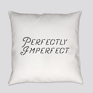 Perfectly Imperfect Everyday Pillow