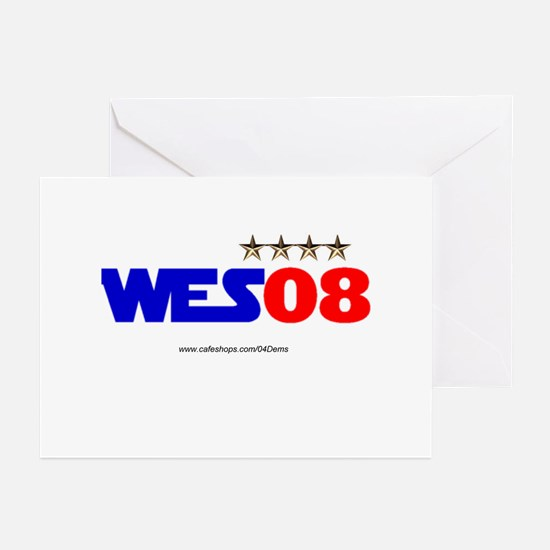 """Wes08"" Greeting Cards (Pk of 10)"