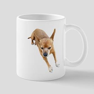 Chiweenie On Break 11 oz Ceramic Mug