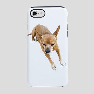 Chiweenie On Break iPhone 8/7 Tough Case