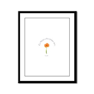 Chi Moves in Mysterious Ways  Framed Panel Print