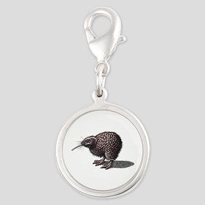 Kiwi Bird (New Zealand) Charms