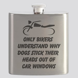 Fun Motorcycle Flask