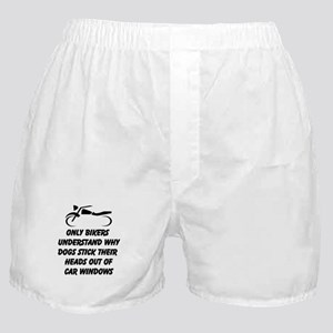 Fun Motorcycle Boxer Shorts